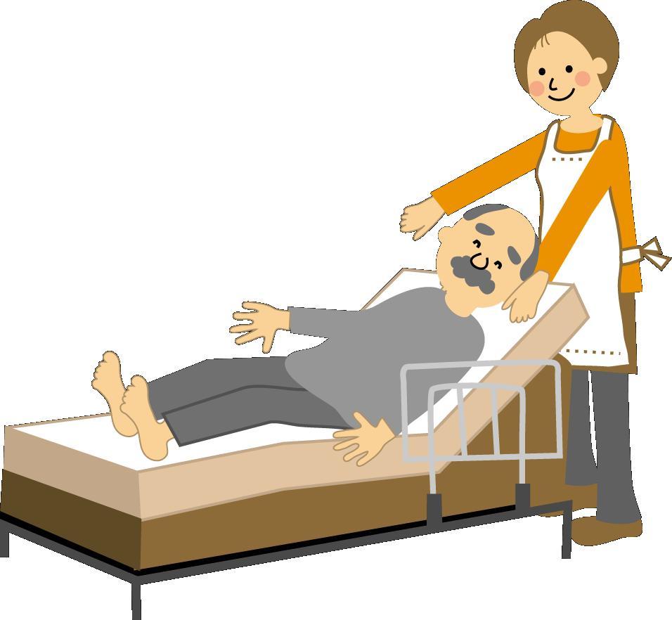 ケア工房・真謝の 「訪問介護(ホームヘルプサービス)」 身体介護